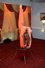 Цирковой жанр девушка змея каучук фото